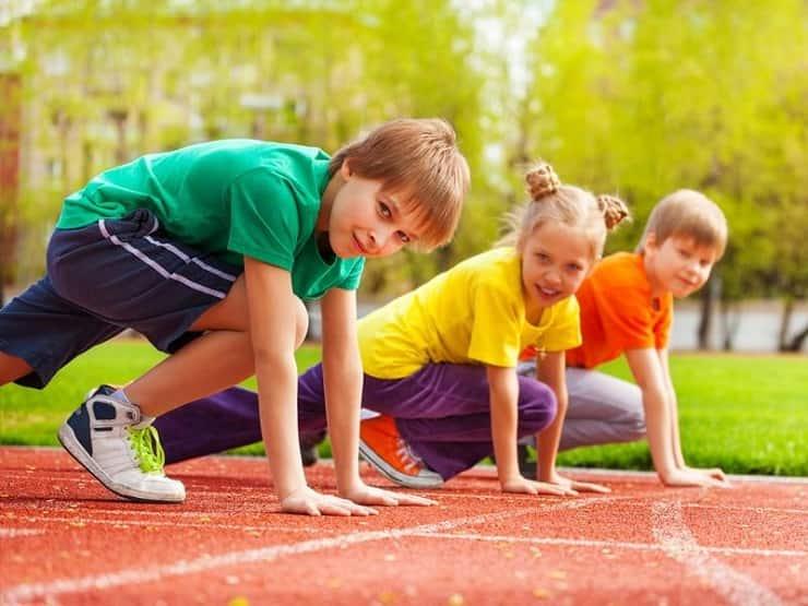 دویدن برای افزایش قد کودکان