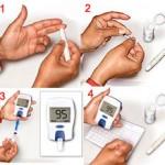 اهمیت اندازه گیری قند خون در منزل