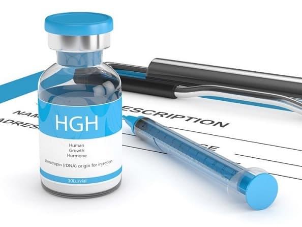 تزریق هورمون رشد