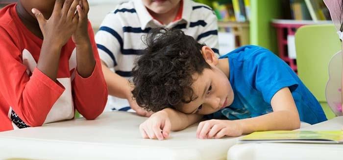 حمایت از کودکان اوتیسم در مدرسه