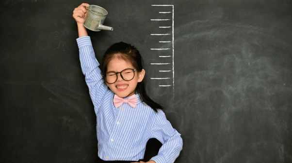 درمان رشد نکردن قد کودک