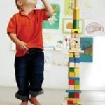 رشد طبیعی قد کودکان