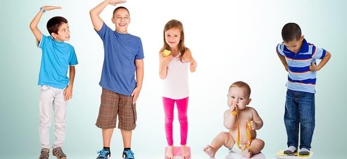 علت توقف رشد قد کودک