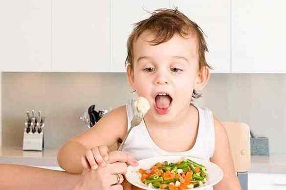 غذای کودک 3 ساله
