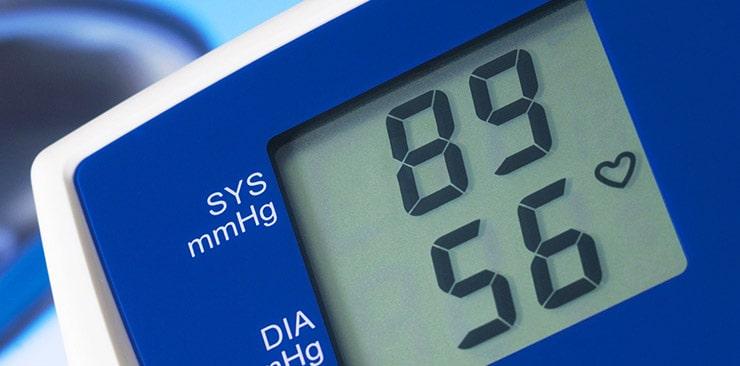 فشار خون پایین چیست