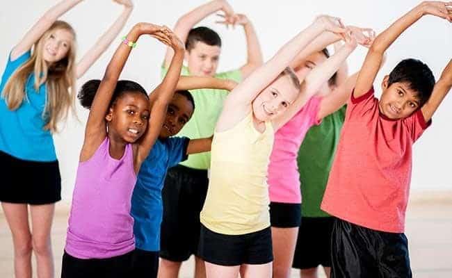 فعالیت بدنی برای درمان دیابت نوع یک در کودکان