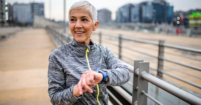 ورزش برای بهبود خواب بعد از یائسگی