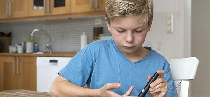پیشگیری از دیابت نوع 2 در کودکان با تغذیه، ورزش و چکاپ