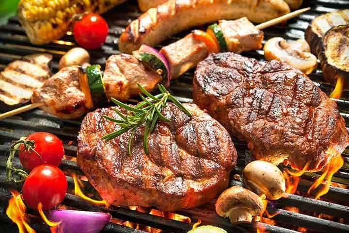 گوشت قرمز برای افزایش قد